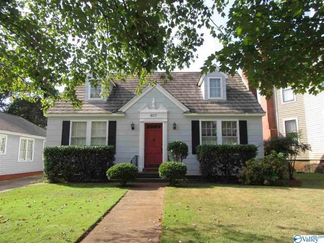 807 Grant Street, Decatur, AL 35601 (MLS #1128817) :: Amanda Howard Sotheby's International Realty