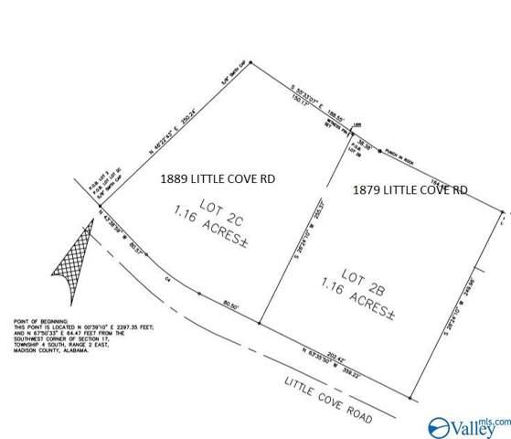 1889 Little Cove Road, Owens Cross Roads, AL 35763 (MLS #1128890) :: Capstone Realty