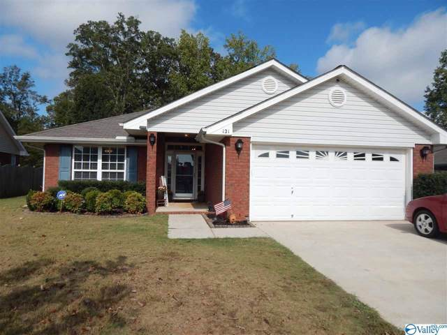 121 Herrick Drive, Huntsville, AL 35824 (MLS #1128922) :: Amanda Howard Sotheby's International Realty