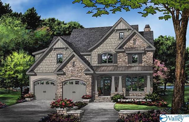 1440 Governors Place, Huntsville, AL 35801 (MLS #1128937) :: Amanda Howard Sotheby's International Realty