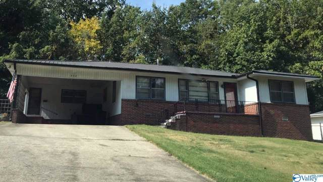333 Mitchell Blvd, Gadsden, AL 35904 (MLS #1128942) :: Amanda Howard Sotheby's International Realty