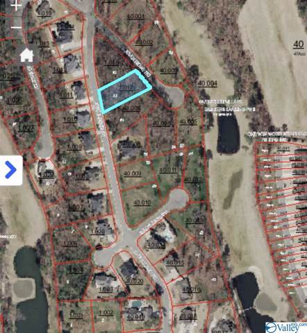 0 Lt33 Eagle Ridge, Guntersville, AL 35976 (MLS #1128993) :: Amanda Howard Sotheby's International Realty