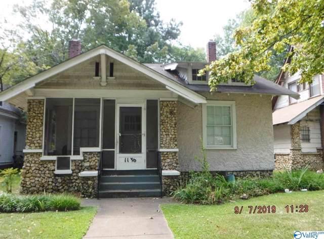 1136 Walnut Street, Gadsden, AL 35901 (MLS #1129062) :: Amanda Howard Sotheby's International Realty