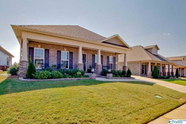 1161 Towne Creek Place, Huntsville, AL 35806 (MLS #1129135) :: Amanda Howard Sotheby's International Realty