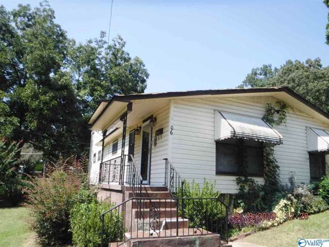 1006 N 10TH STREET, Gadsden, AL 35901 (MLS #1129163) :: Amanda Howard Sotheby's International Realty