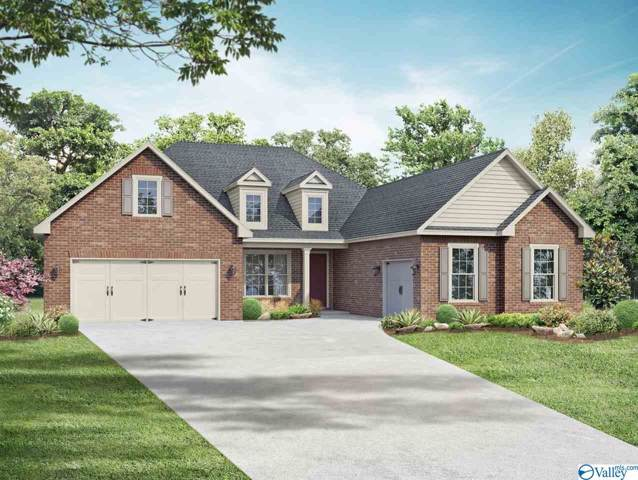 110 Cove Brook Drive, Meridianville, AL 35759 (MLS #1129167) :: Capstone Realty
