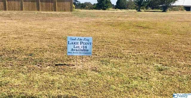 Lot 14 County Road 499, Centre, AL 35960 (MLS #1129173) :: Amanda Howard Sotheby's International Realty