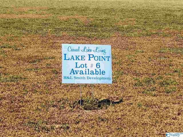 Lot 6 County Road 499, Centre, AL 35960 (MLS #1129177) :: Amanda Howard Sotheby's International Realty