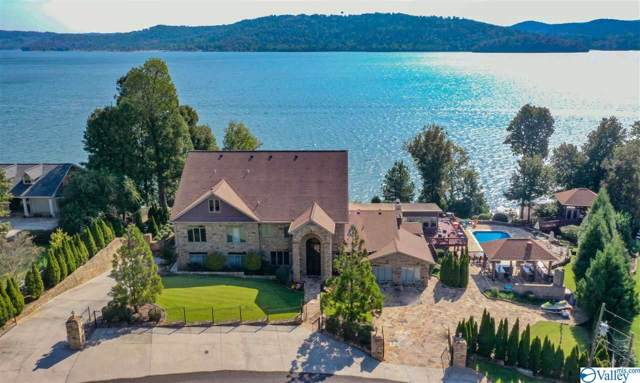 3590 Buck Island Drive, Guntersville, AL 35976 (MLS #1129258) :: Amanda Howard Sotheby's International Realty