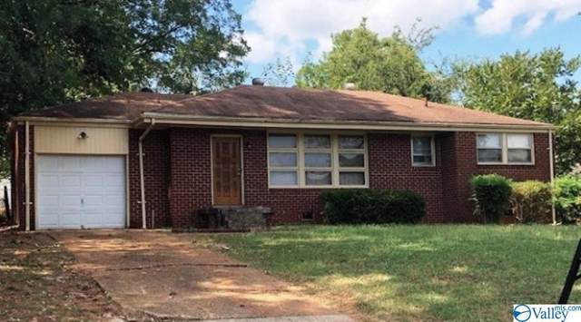 3901 N Memorial Pkwy, Huntsville, AL 35810 (MLS #1129347) :: Amanda Howard Sotheby's International Realty