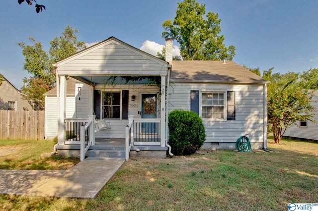 2005 Princeton Blvd, Huntsville, AL 35801 (MLS #1129408) :: Amanda Howard Sotheby's International Realty