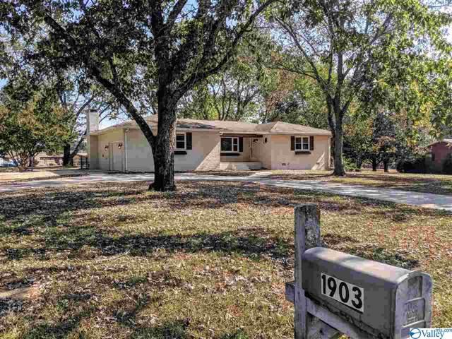 1903 County Park Road, Scottsboro, AL 35768 (MLS #1129446) :: Amanda Howard Sotheby's International Realty