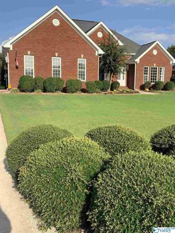 1110 Blackbriar Circle, Hartselle, AL 35640 (MLS #1129499) :: Amanda Howard Sotheby's International Realty