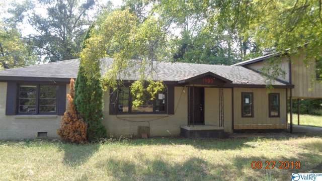 1900 Jefferson Street, Gadsden, AL 35904 (MLS #1129584) :: Amanda Howard Sotheby's International Realty