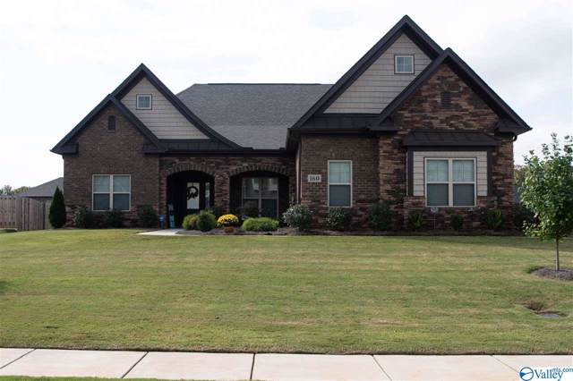 160 Sougahatchee Drive, New Market, AL 35761 (MLS #1129606) :: Coldwell Banker of the Valley