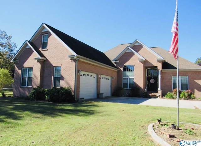 310 Lester Drive, Boaz, AL 35957 (MLS #1129652) :: Capstone Realty