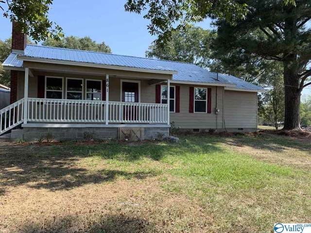 861 Coosa Road, Boaz, AL 35956 (MLS #1129939) :: Intero Real Estate Services Huntsville