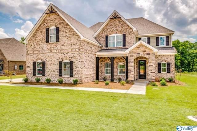 141 Creekmound Drive, Huntsville, AL 35806 (MLS #1129942) :: Amanda Howard Sotheby's International Realty