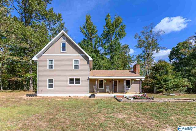 606 County Road 28, Centre, AL 35960 (MLS #1129961) :: RE/MAX Distinctive | Lowrey Team