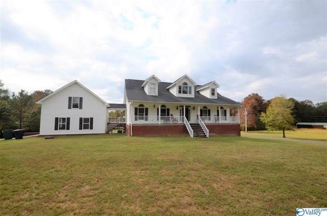 299 County Road 248, Cullman, AL 35057 (MLS #1130025) :: Capstone Realty