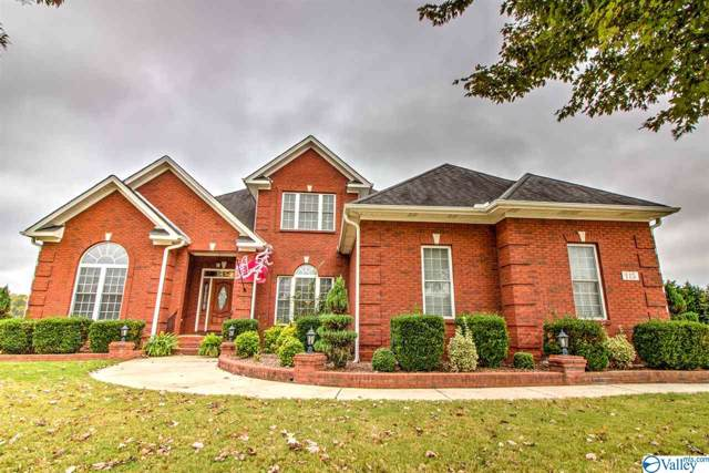 115 Morey Drive, Meridianville, AL 35759 (MLS #1130033) :: Coldwell Banker of the Valley