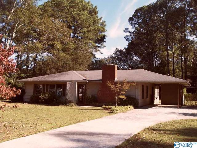 1408 14TH Avenue, Decatur, AL 35601 (MLS #1130044) :: Coldwell Banker of the Valley