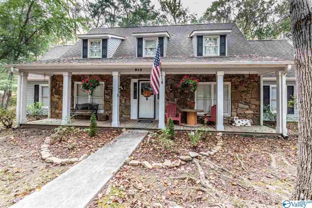 915 8TH AVENUE, Arab, AL 35016 (MLS #1130109) :: Eric Cady Real Estate