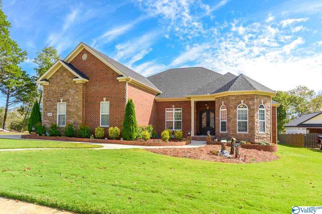 7101 Trillium Court, Owens Cross Roads, AL 35763 (MLS #1130111) :: Coldwell Banker of the Valley