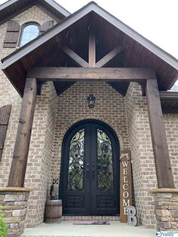 231 Oak Leaf Lane, Glencoe, AL 35905 (MLS #1130115) :: Amanda Howard Sotheby's International Realty