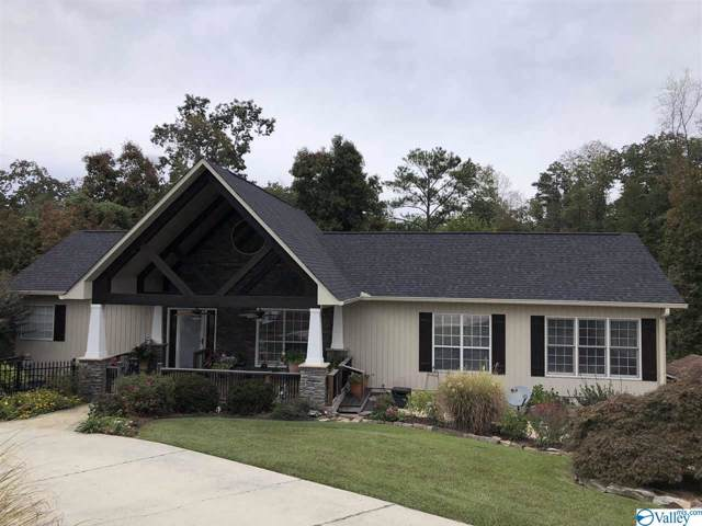 500 Pine Needle Trace, Guntersville, AL 35976 (MLS #1130130) :: Coldwell Banker of the Valley