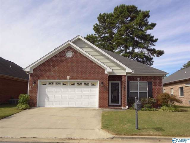 958 Tracey Lane, Decatur, AL 35601 (MLS #1130370) :: Capstone Realty