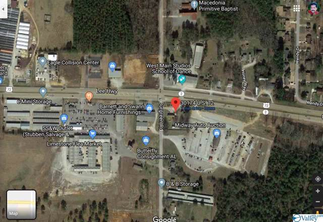 30174 Us Hwy 72, Madison, AL 35756 (MLS #1130428) :: Amanda Howard Sotheby's International Realty