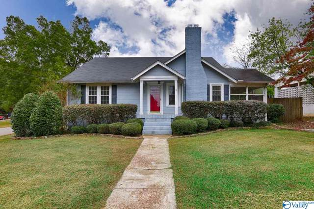 601 S Scott Street, Scottsboro, AL 35768 (MLS #1130453) :: RE/MAX Distinctive | Lowrey Team