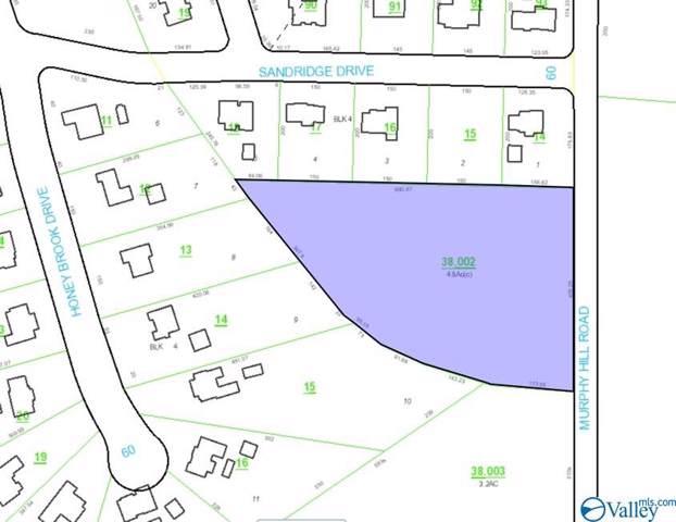 0 Murphy Hill Road, Hazel Green, AL 35750 (MLS #1130559) :: Capstone Realty