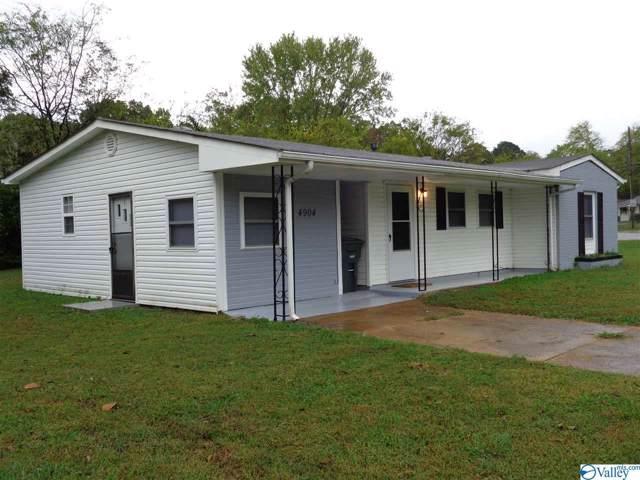 4904 Griffith Drive, Huntsville, AL 35811 (MLS #1130605) :: Amanda Howard Sotheby's International Realty