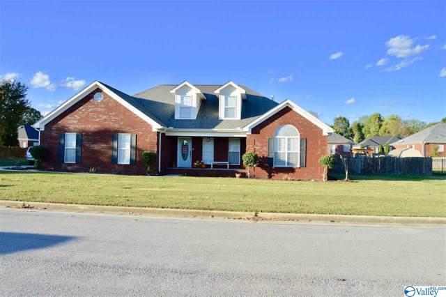 611 Morning Glory Drive, Hartselle, AL 35640 (MLS #1130616) :: Weiss Lake Alabama Real Estate
