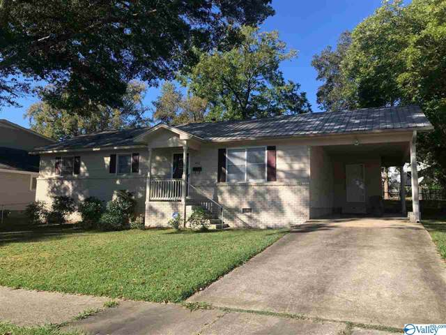 415 Webster Street, Gadsden, AL 35904 (MLS #1130644) :: Amanda Howard Sotheby's International Realty