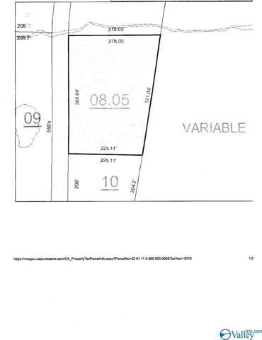 0 Buster Road, Falkville, AL 35622 (MLS #1130655) :: Capstone Realty