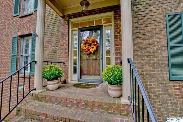 1520 Toney Drive, Huntsville, AL 35802 (MLS #1131006) :: Amanda Howard Sotheby's International Realty