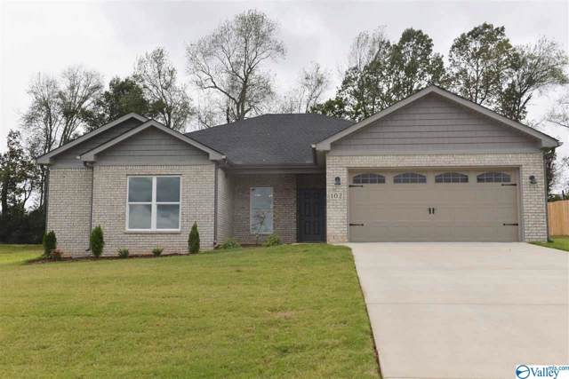 102 Eagle View Drive, New Market, AL 35761 (MLS #1131155) :: Capstone Realty