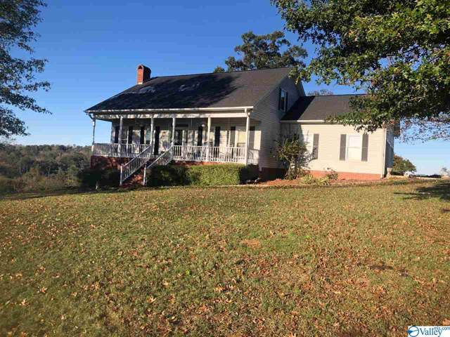 1211 Old Scott Road, Blountsville, AL 35031 (MLS #1131431) :: Capstone Realty
