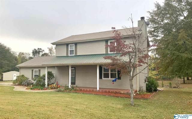 940 County Road 456, Leesburg, AL 35983 (MLS #1131551) :: Weiss Lake Alabama Real Estate