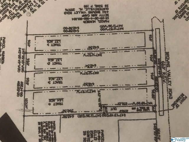 TRACK #1 Browns Valley Road, Guntersville, AL 35976 (MLS #1131776) :: Amanda Howard Sotheby's International Realty