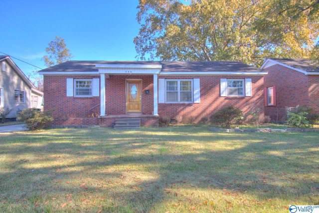 506 Sanders Street, Athens, AL 35611 (MLS #1131783) :: Capstone Realty