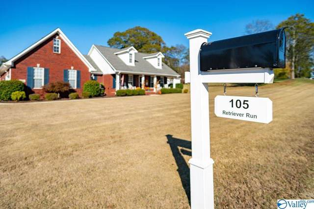 105 Retriever Run, Hazel Green, AL 35750 (MLS #1131885) :: Amanda Howard Sotheby's International Realty