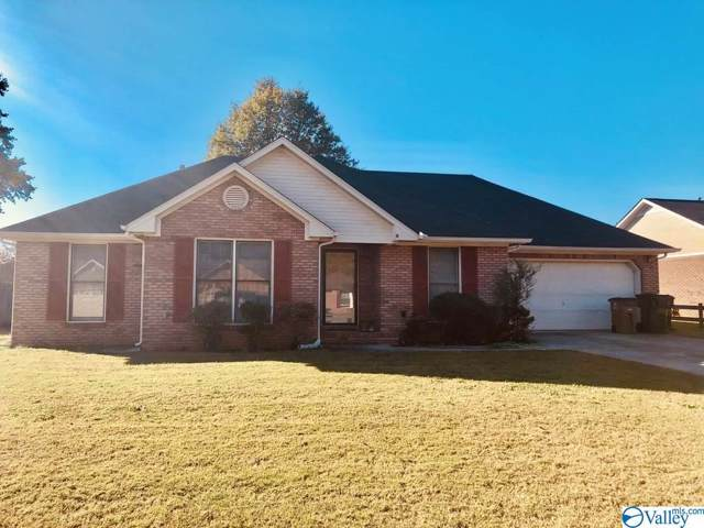 2705 Princeton Avenue, Decatur, AL 35603 (MLS #1131916) :: Coldwell Banker of the Valley