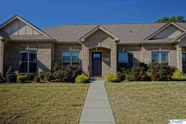 48 Cypress Point Drive, Huntsville, AL 35824 (MLS #1132013) :: Eric Cady Real Estate