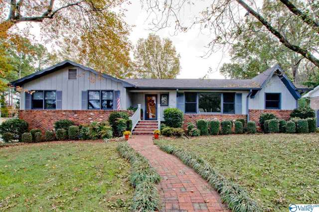 810 Forrest Heights Drive, Huntsville, AL 35802 (MLS #1132038) :: The Pugh Group RE/MAX Alliance