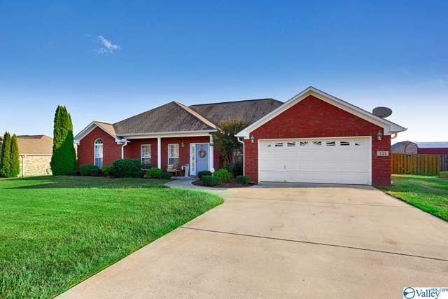 321 Eagle Ridge Drive, New Market, AL 35761 (MLS #1132084) :: Capstone Realty