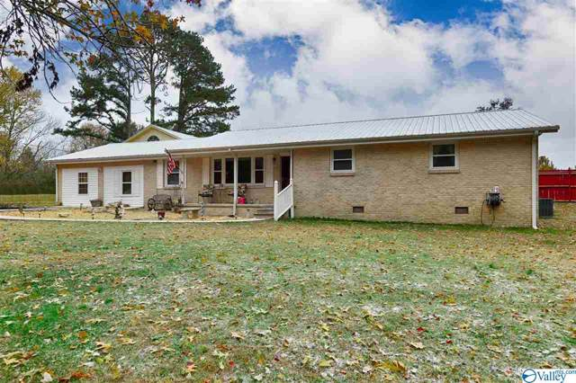 218 Hunter Road, Hazel Green, AL 35750 (MLS #1132144) :: Intero Real Estate Services Huntsville